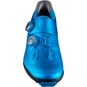 Shimano SH-XC901 Fahrradschuhe Weit Herren blau